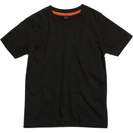 Kids Super Soft Tee Washed Black