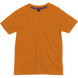 Kids Super Soft Tee Washed Orange