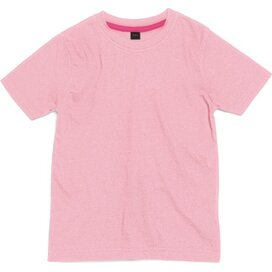 Kids Super Soft Tee Washed Pale Pink