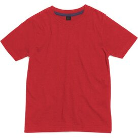 Kids Super Soft Tee Washed Red