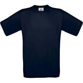 T-shirt B&C Exact 190 Navy