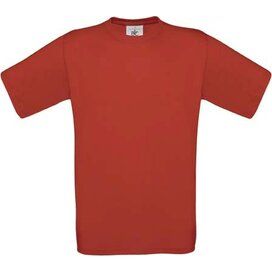 T-shirt B&C Exact 190 Red