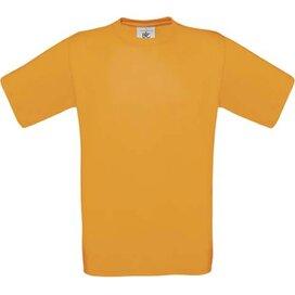 T-shirt B&C Exact 190 Orange