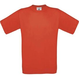 T-shirt B&C Exact 190 Sunset Orange