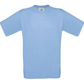 T-shirt B&C Exact 190 Sky Blue