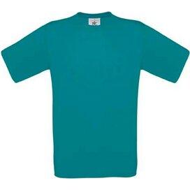 T-shirt B&C Exact 190 Diva Blue