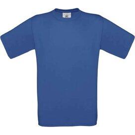 T-shirt B&C Exact 190 Royal Blue