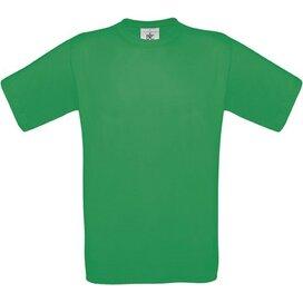 T-shirt B&C Exact 190 Kelly Green