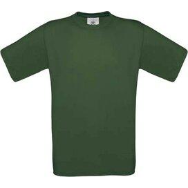 T-shirt B&C Exact 190 Bottle Green