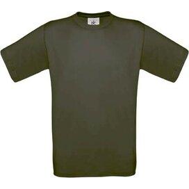 T-shirt B&C Exact 190 Khaki