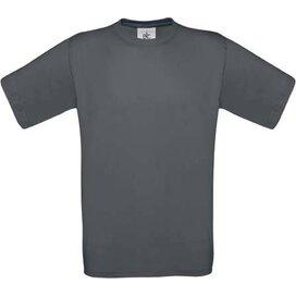T-shirt B&C Exact 190 Dark Grey