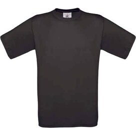 T-shirt B&C Exact 190 Used Black