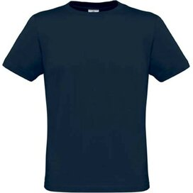 T-shirt B&C Men Only Navy