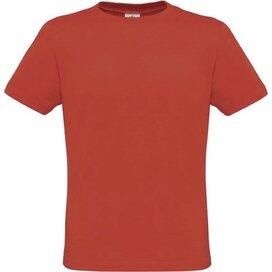 T-shirt B&C Men Only Red