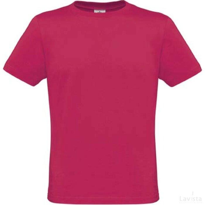 T-shirt B&C Men Only Sorbet