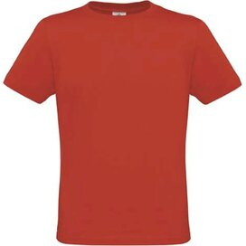 T-shirt B&C Men Only Deep Red