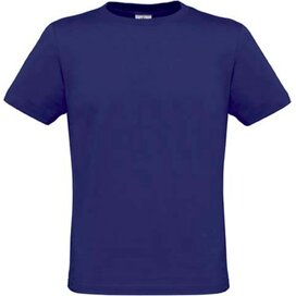 T-shirt B&C Men Only Indigo