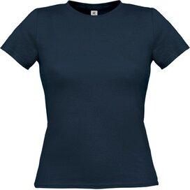 T-shirt B&C Women-Only Navy