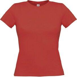 T-shirt B&C Women-Only Red