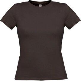 T-shirt B&C Women-Only Bear Brown