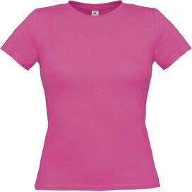 T-shirt B&C Women-Only Fuchsia