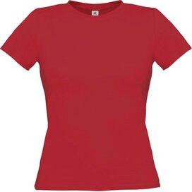 T-shirt B&C Women-Only Deep Red