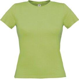 T-shirt B&C Women-Only Pistachio