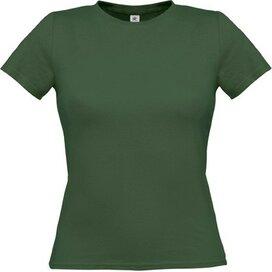 T-shirt B&C Women-Only Bottle Green