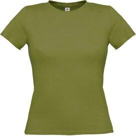 T-shirt B&C Women-Only Green Moss
