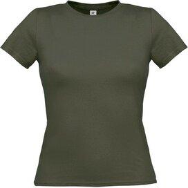T-shirt B&C Women-Only Khaki