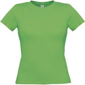 T-shirt B&C Women-Only Real Green
