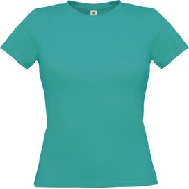 T-shirt B&C Women-Only Real Turquoise