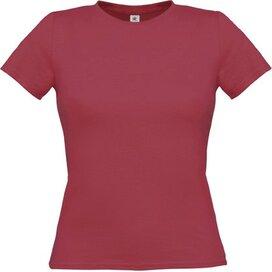 T-shirt B&C Women-Only Used Raspberry