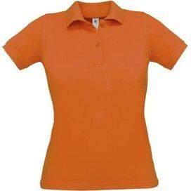 Safran Pure Women Pumpkin Orange