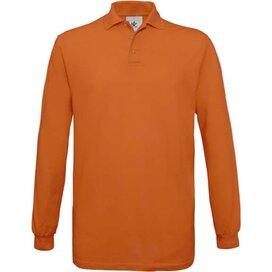 Safran Longsleeve Pumpkin Orange