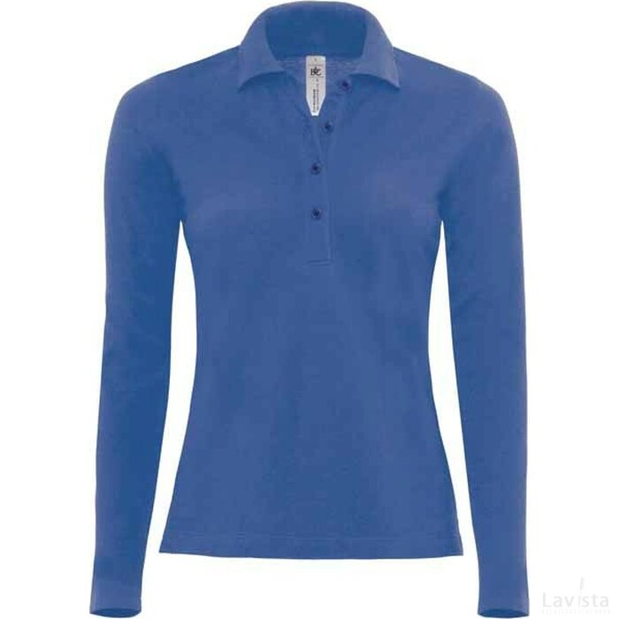 Safran Pure Women Longsleeve Royal Blue