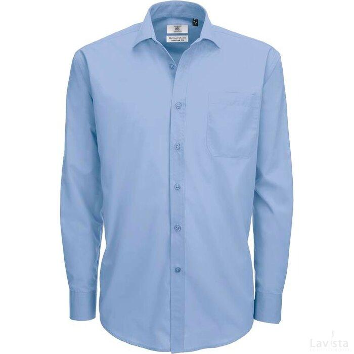 Smart LSL Men Business Blue
