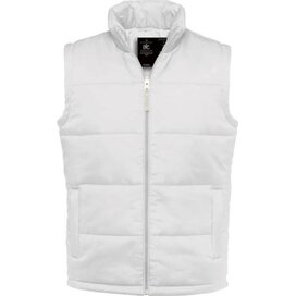 Bodywarmer Men White