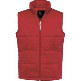 Bodywarmer Men Red