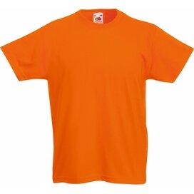 Kids Valueweight T Orange