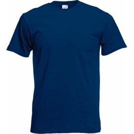 T-shirt Fruit of the Loom Screen Stars Original Full-Cut T Navy