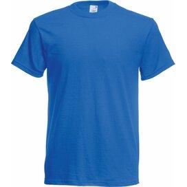 T-shirt Fruit of the Loom Screen Stars Original Full-Cut T Royal Blue