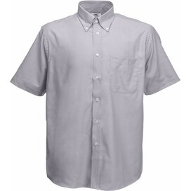 Men s/s  Oxford Shirt Oxford Grey