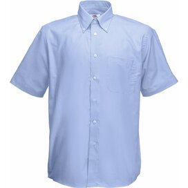 Men s/s  Oxford Shirt Oxford Blue