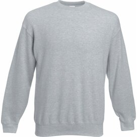 Set-In Sweat Heather Grey