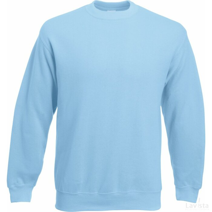 Set-In Sweat Sky Blue