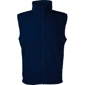 Sleeveless Fleece Deep Navy