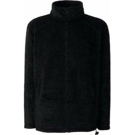 Full Zip Fleece Black