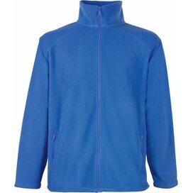 Full Zip Fleece Royal Blue