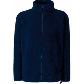 Full Zip Fleece Deep Navy